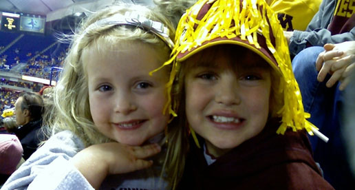 Minnesota Golden Gophers Young Fans